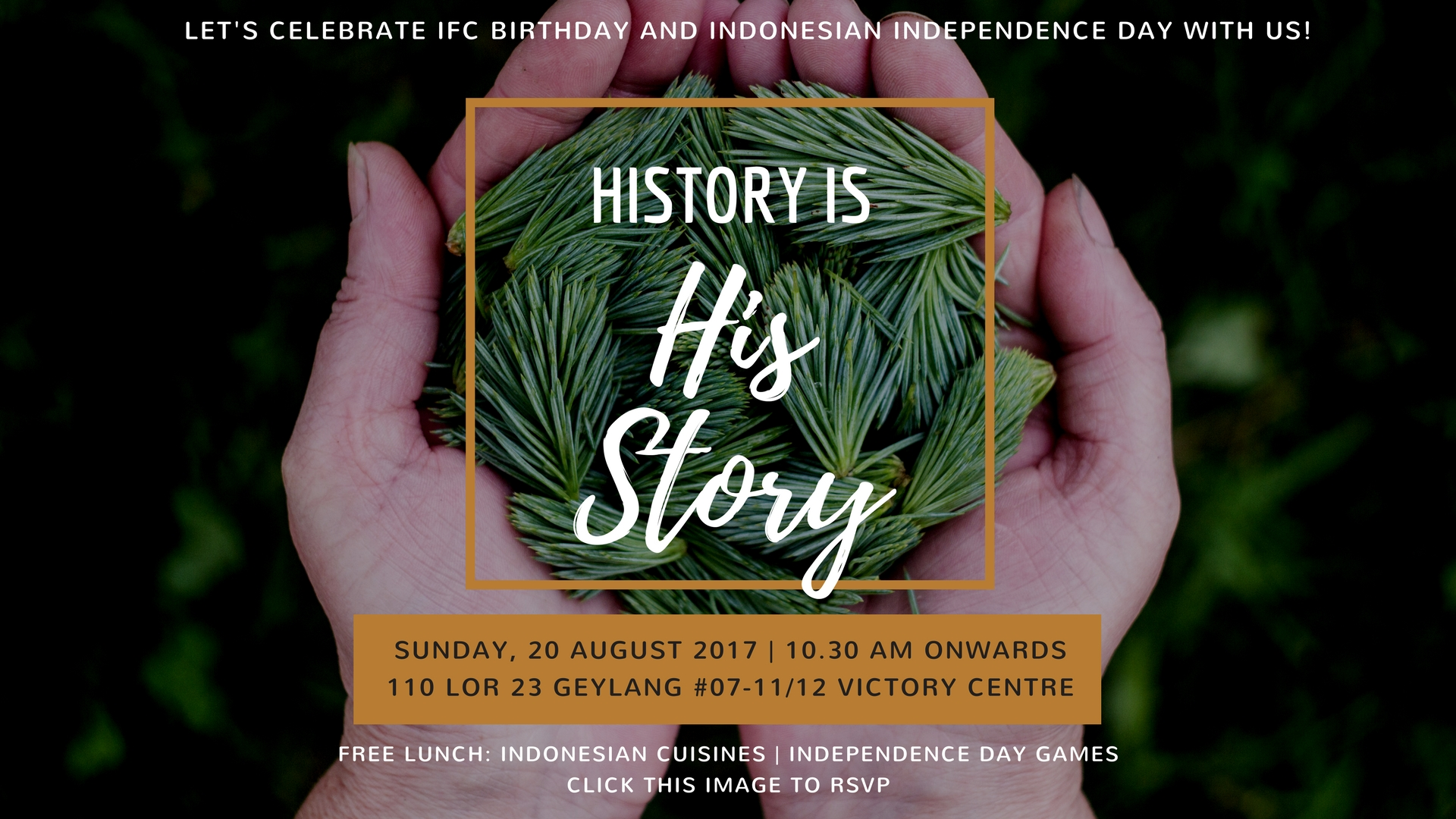 IFC Singapore Anniversary