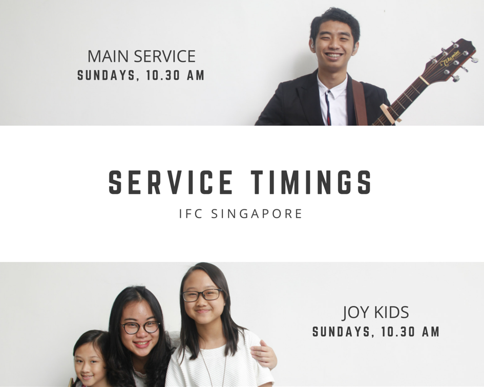 IFC service timings