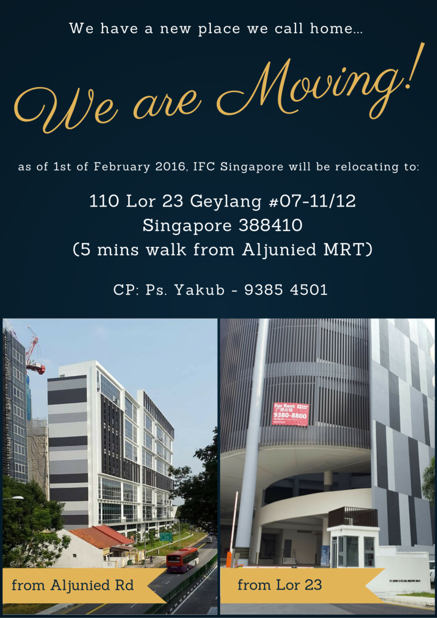 IFC we are moving 2